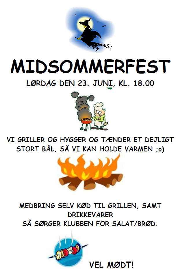 Midsommerfest 2018