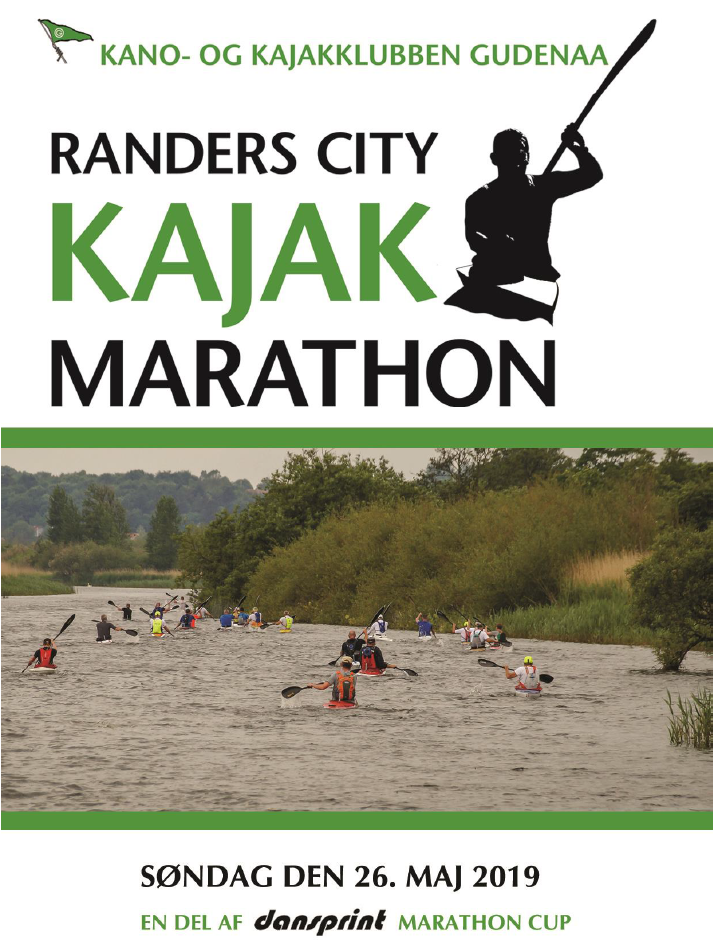 Randers City Kajak Marathon 2019
